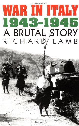 9780306806889: War In Italy, 1943-1945: A Brutal Story