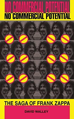 9780306807107: No Commercial Potential: The Saga Of Frank Zappa
