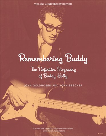 9780306807152: Remembering Buddy: The Definitive Biography Of Buddy Holly