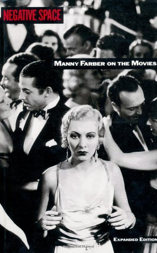 9780306808296: Negative Space: Manny Farber On The Movies