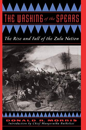 The Washing Of The Spears: The Rise And Fall Of The Zulu Nation 9780306808661 Filled with colorful characters, dramatic battles like Isandhlwana and Rorke's Drift, and an inexorable narrative momentum, this unsurpassed history details the sixty-year existence of the world's mightiest African empire—from its brutal formation and zenith under the military genius Shaka (1787–1828), through its inevitable collision with white expansionism, to its dissolution under Cetshwayo in the Zulu War of 1879.