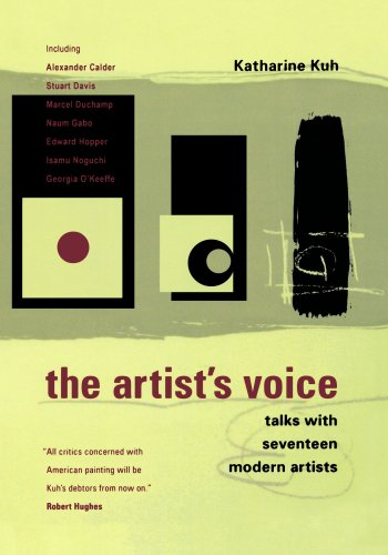 9780306809057: The Artist's Voice: Talks With Seventeen Modern Artists