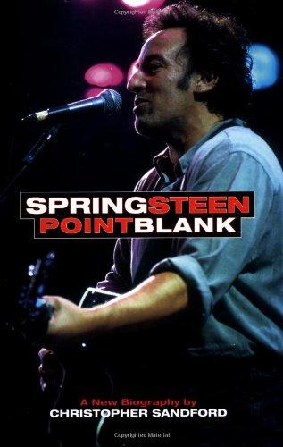 Springsteen: Point Blank: Sandford, Chris