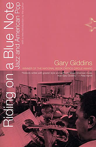 9780306809248: Riding on a Blue Note: Jazz and American Pop