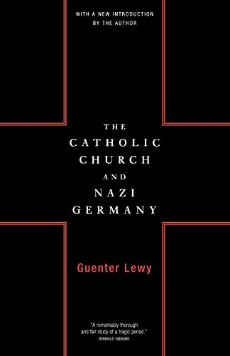 9780306809316: The Catholic Church And Nazi Germany