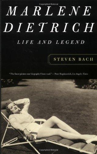 9780306809347: Marlene Dietrich: Life and Legend