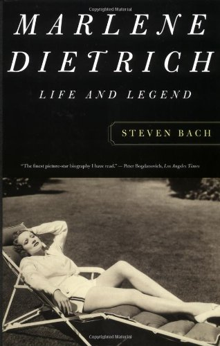 9780306809347: Marlene Dietrich: Life and Legend