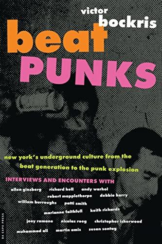 9780306809392: Beat Punks