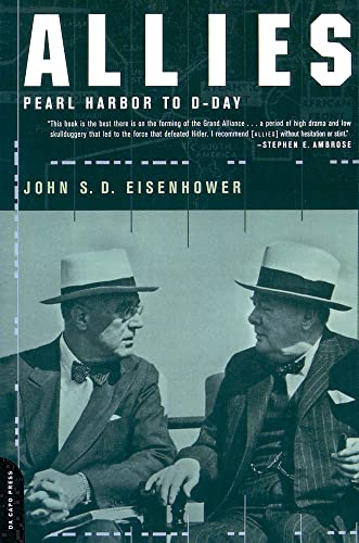 9780306809415: Allies: Pearl Harbor To D-Day