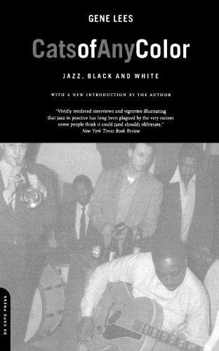 9780306809507: Cats Of Any Color: Jazz, Black And White