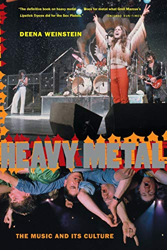 9780306809705: Heavy Metal: The Music and Its Culture