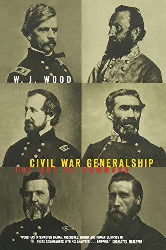 9780306809736: Civil War Generalship: The Art of Command