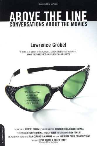 9780306809781: Above The Line: Conversations About The Movies
