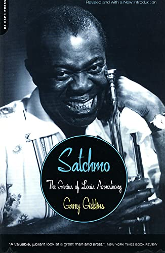 9780306810138: Satchmo: The Genius of Louis Armstrong