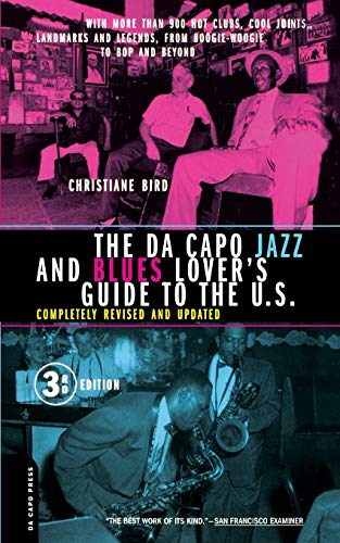 9780306810343: The Da Capo Jazz and Blues Lover's Guide to the U.S.