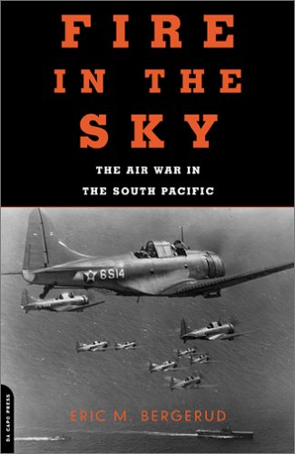 9780306810510 Fire In The Sky The Air War In The South Pacific
