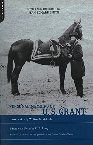 Personal Memoirs of U. S. Grant (9780306810619) by E.B. Long; Ulysses S. Grant