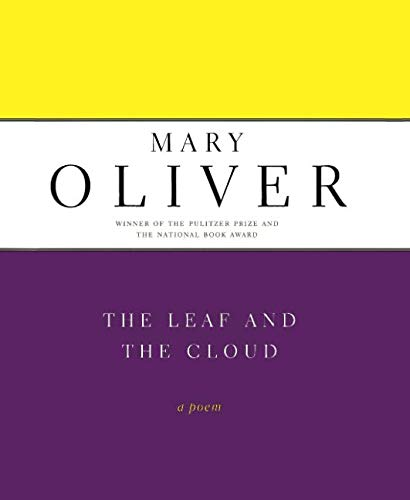9780306810732: The Leaf And The Cloud: A Poem
