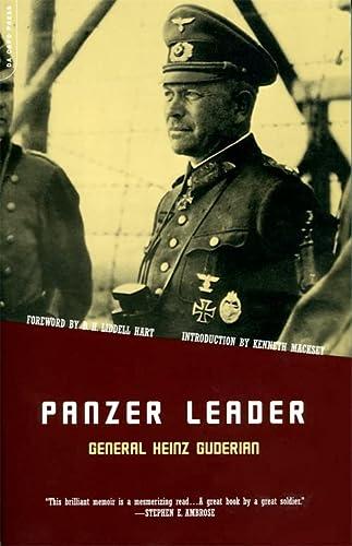 9780306811012: Panzer Leader