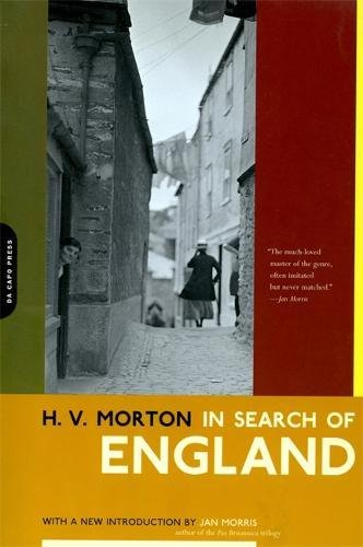 In Search Of England (9780306811050) by H. V. Morton; Jan Morris