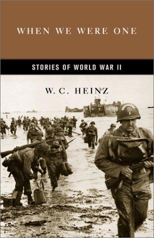 9780306811159: When We Were One: Stories of World War II