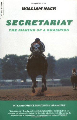 9780306811333: Secretariat: The Making Of A Champion