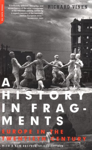 9780306811791: A History In Fragments: Europe In The Twentieth Century