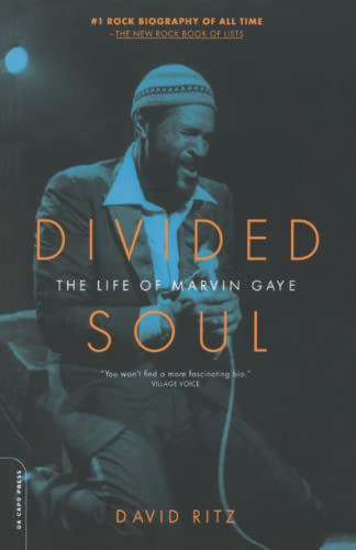 Divided Soul: The Life Of Marvin Gaye (030681191X) by David Ritz