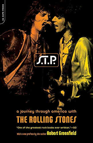 9780306811999: S.t.p.: A Journey Through America With The Rolling Stones
