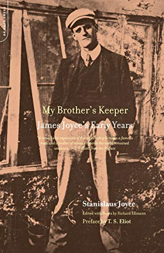 9780306812101: My Brother's Keeper: James Joyce's Early Years