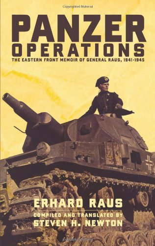 9780306812477: Panzer Operations: The Eastern Front Memoir Of General Raus, 1941-1945