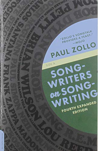 9780306812651: Songwriters on Songwriting