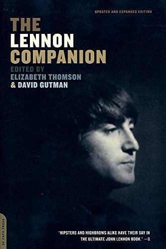 9780306812705: The Lennon Companion