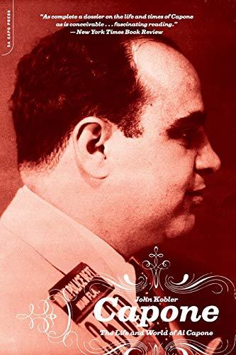 9780306812859: Capone: The Life and World of Al Capone