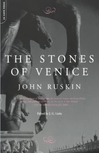 9780306812866: The Stones of Venice
