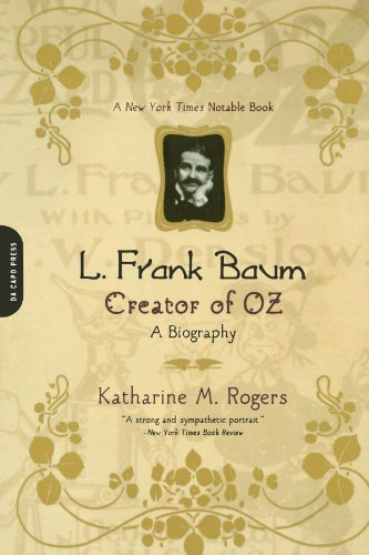 2 book lot: L. Frank Baum: Creator Of Oz AND The Narnian: The Life and Imagination of C. S. Lewis