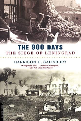 9780306812989: The 900 Days: The Siege Of Leningrad