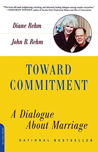 9780306813214: Toward Commitment: A Dialogue About Marriage