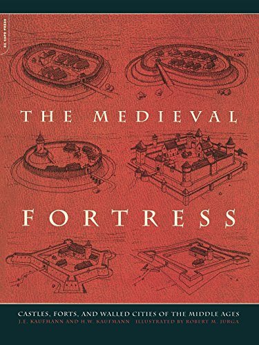 9780306813580: The Medieval Fortress: Castles, Forts, And Walled Cities Of The Middle Ages
