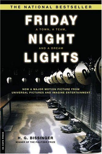 9780306813740: Friday Night Lights (Movie Tie-In)