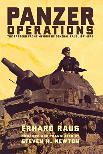 9780306814099: Panzer Operations: The Eastern Front Memoir of General Raus, 1941-1945