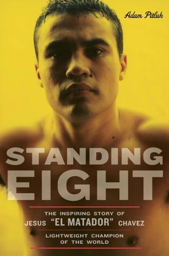 Standing Eight: The Inspiring Story of Jesus: Pitluk, Adam