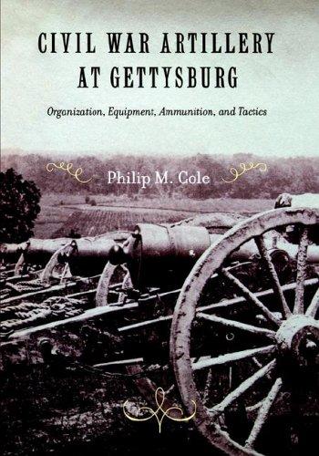 9780306814587: Civil War Artillery at Gettysburg