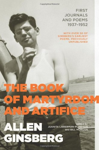 9780306814624: The Book of Martyrdom and Artifice: First Journals and Poems 1937-1952