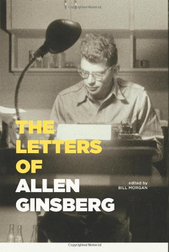 9780306814631: The Letters of Allen Ginsberg