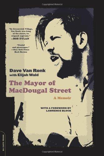 9780306814792: The Mayor of Macdougal Street: A Memoir
