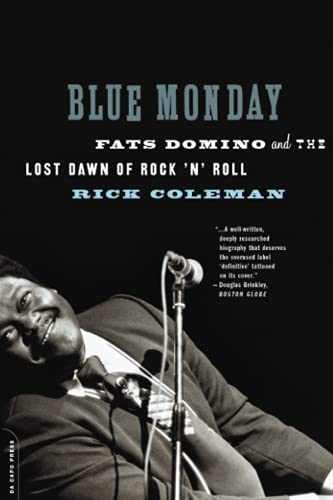 9780306815317: Blue Monday: Fats Domino and the Lost Dawn of Rock 'n' Roll