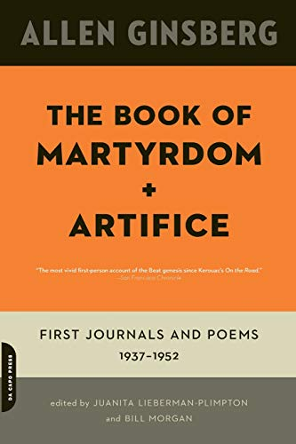 9780306815621: The Book of Martyrdom and Artifice: First Journals and Poems: 1937-1952