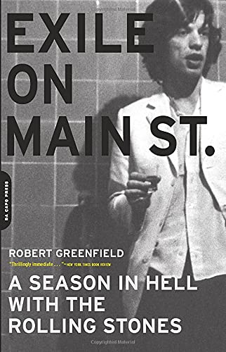 9780306815638: Exile on Main Street: A Season in Hell With the Rolling Stones