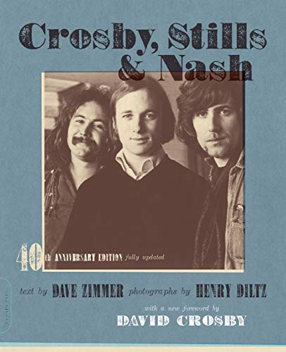 9780306816154: Crosby, Stills & Nash: The Biography